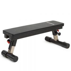 Barbarian flat bench
