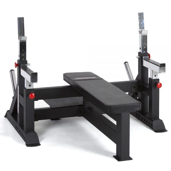 Barbarian functional bench press