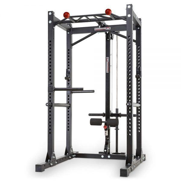 Barbarian Power cage + lat pulley