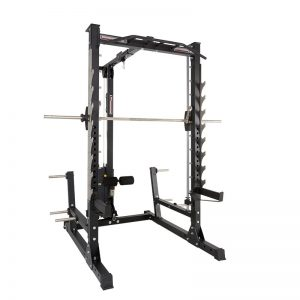 Barbarian smith machine + lat pulley met 125 kg gewichtstapel