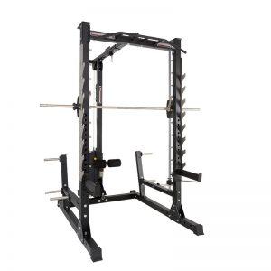Barbarian smith machine + lat pulley met 125 kg gewichtstapel