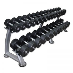 Barbarian dumbbells complete set