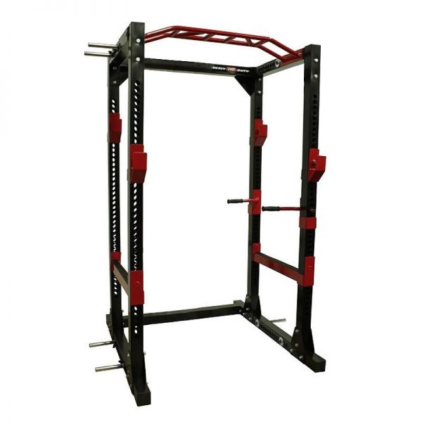Heavy Duty HD-2 power rack