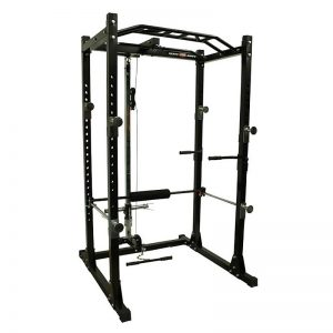 Heavy Duty HD-1 Power rack + lat pulley