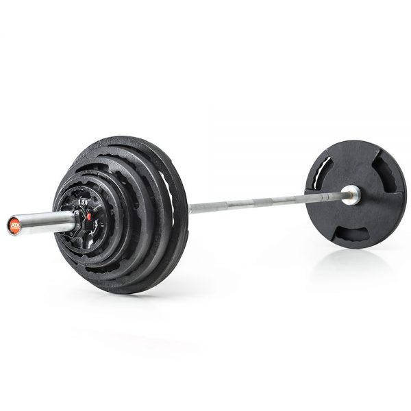 ATX Halterset 127,5 kg Gietijzer