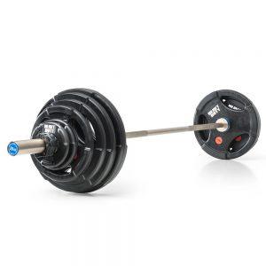 Heavy Duty Halterset 127,5 kg Rubber