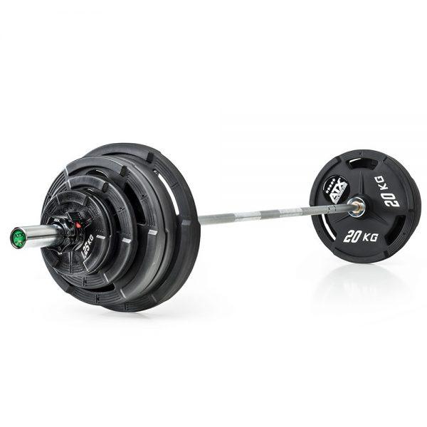 ATX Halterset 127,5 kg Polyurethaan