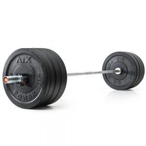ATX Rough Bumper Plate Halterset 120 kg