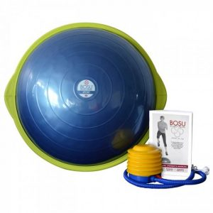 BOSU Balanstrainer Sport Edition 55 cm Blauw