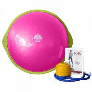 BOSU Balanstrainer Sport Edition 55 cm Roze