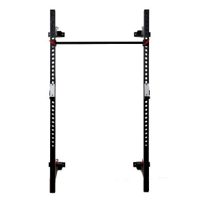 Muscle-Power MP101 Squatrek Wandmodel | Inklapbaar | Squat Rack