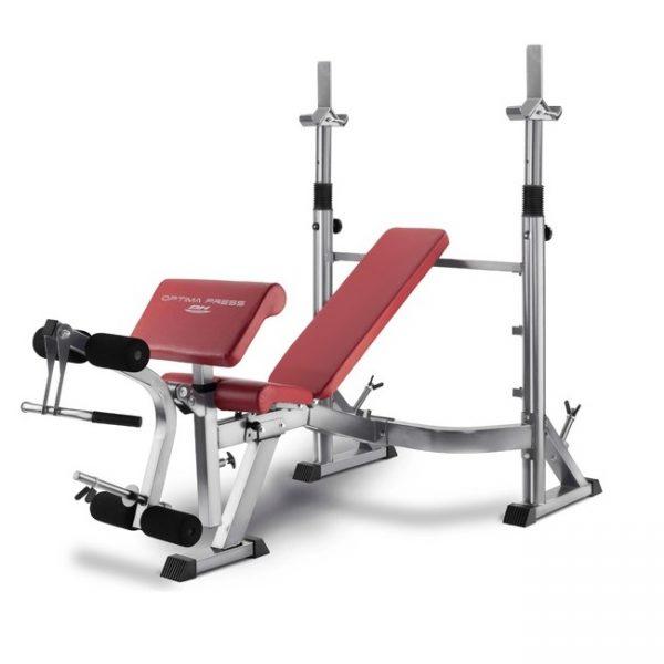 De BH Fitness Optima Press