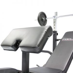 Biceps curl unit van de Focus Fitness Force 50