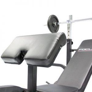 Biceps curl unit van de Focus Fitness Force 50