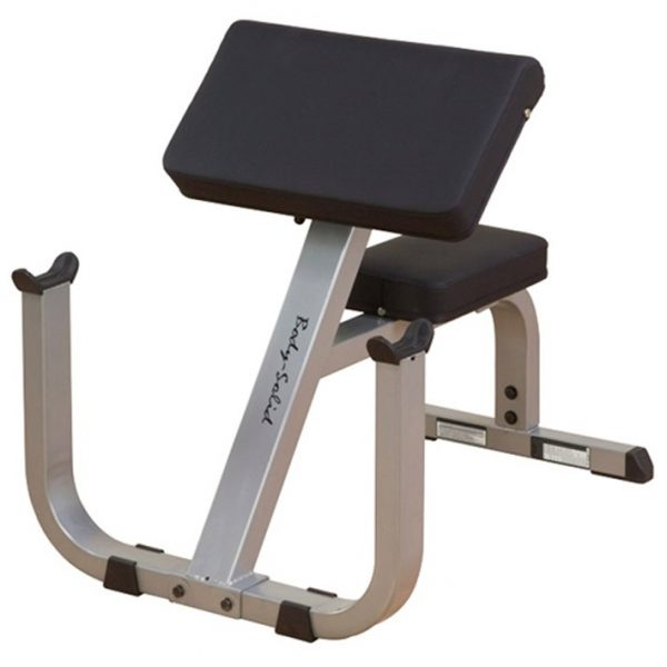 Body-Solid GPCB329 Biceps Curl Bank