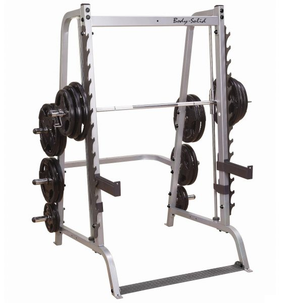 Body-Solid GS348Q Smith Machine