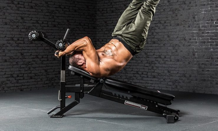 Barbarian Multi Bench