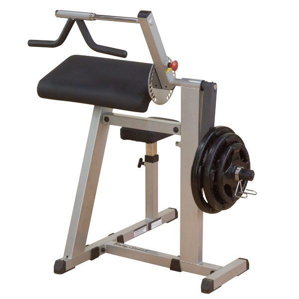 Body-Solid GCBT380 Biceps en Triceps Bank