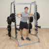 De Body-Solid GS348Q Smith Machine