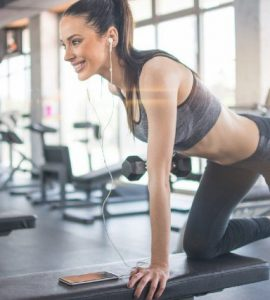 Fitnessbank