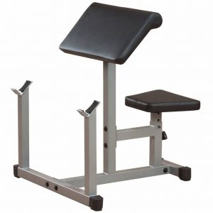 PowerLine PPB32X Biceps Curl Bank