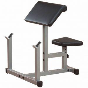 PowerLine PPB32X Biceps Curl Bank
