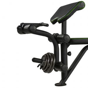 Biceps unit van de Tunturi SM60 Smith Machine